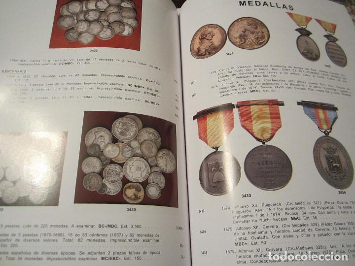 Catálogos y Libros de Monedas: catálogo de monedas, billetes, medallas, precintos, etcs - Foto 5 - 143934530