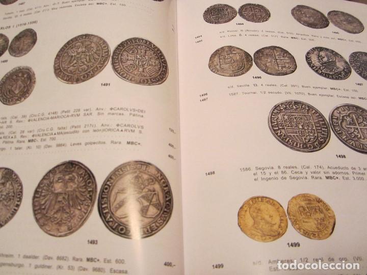 Catálogos y Libros de Monedas: catálogo de monedas, billetes, medallas, precintos, etcs - Foto 3 - 143934618