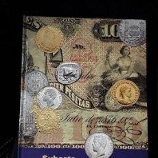 Catálogos y Libros de Monedas: CATALOGO SUBASTA CAYON. DICIEMBRE 2006. Lote 145178070