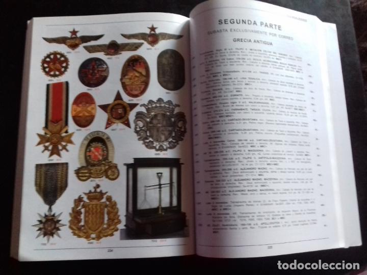 Catálogos y Libros de Monedas: SUBASTA. MARTI HERVERA. FEBRERO - 2014. - Foto 4 - 147675618