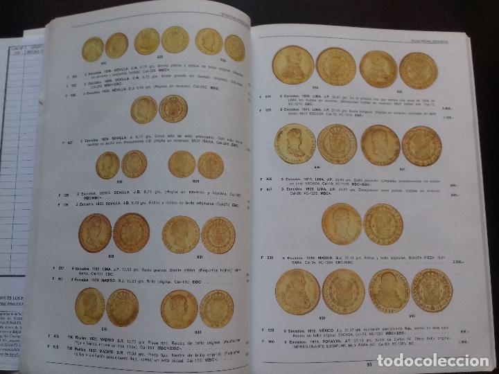 Catálogos y Libros de Monedas: SUBASTA. MARTI HERVERA. FEBRERO - 2015. - Foto 4 - 147686414