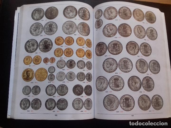 Catálogos y Libros de Monedas: SUBASTA. MARTI HERVERA. MAYO - 2012. - Foto 3 - 147687474