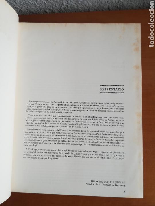 Catálogos y Libros de Monedas: El paper moneda català Emissions de la guerra 1936-1939 - Andorra - A. Turró - Foto 14 - 148317576