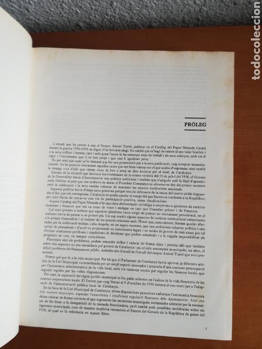 Catálogos y Libros de Monedas: El paper moneda català Emissions de la guerra 1936-1939 - Andorra - A. Turró - Foto 15 - 148317576