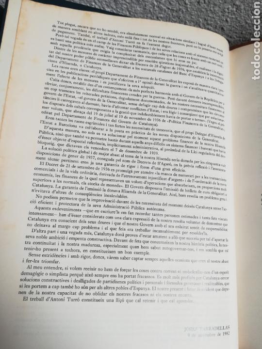 Catálogos y Libros de Monedas: El paper moneda català Emissions de la guerra 1936-1939 - Andorra - A. Turró - Foto 16 - 148317576