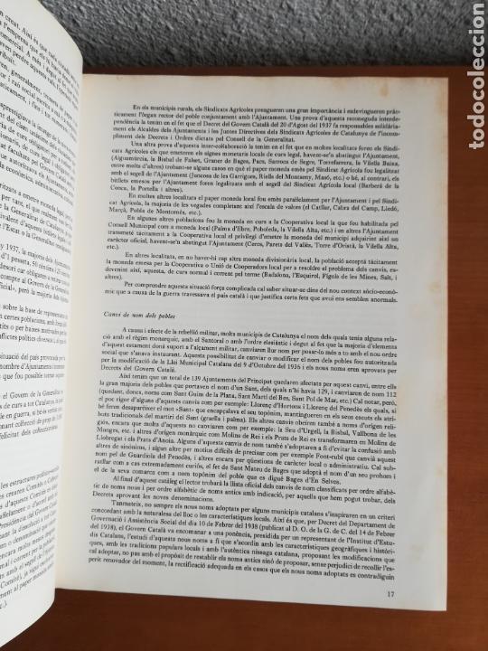 Catálogos y Libros de Monedas: El paper moneda català Emissions de la guerra 1936-1939 - Andorra - A. Turró - Foto 25 - 148317576