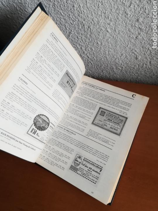 Catálogos y Libros de Monedas: El paper moneda català Emissions de la guerra 1936-1939 - Andorra - A. Turró - Foto 36 - 148317576