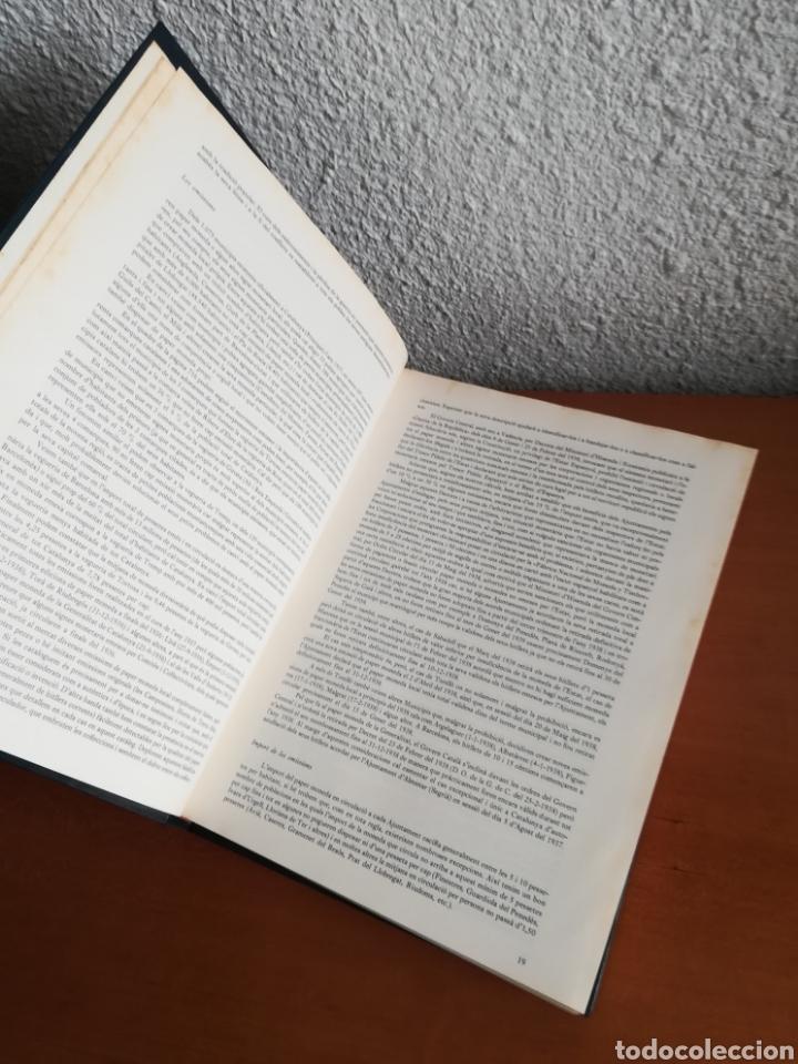 Catálogos y Libros de Monedas: El paper moneda català Emissions de la guerra 1936-1939 - Andorra - A. Turró - Foto 26 - 148317576