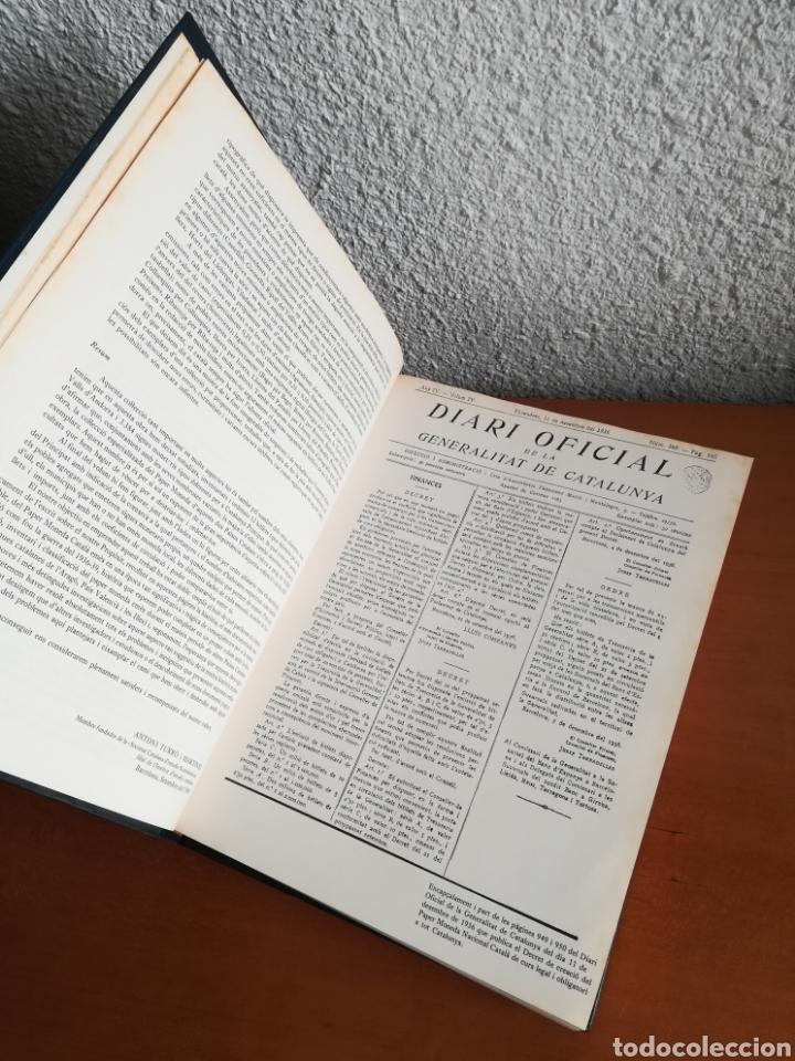 Catálogos y Libros de Monedas: El paper moneda català Emissions de la guerra 1936-1939 - Andorra - A. Turró - Foto 27 - 148317576