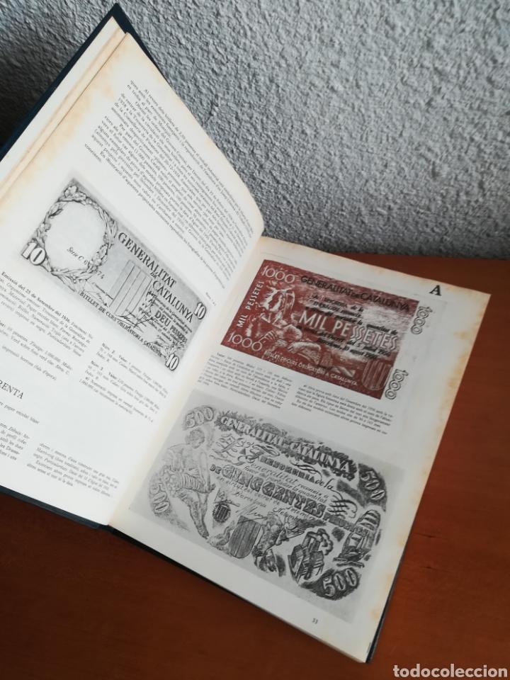 Catálogos y Libros de Monedas: El paper moneda català Emissions de la guerra 1936-1939 - Andorra - A. Turró - Foto 28 - 148317576