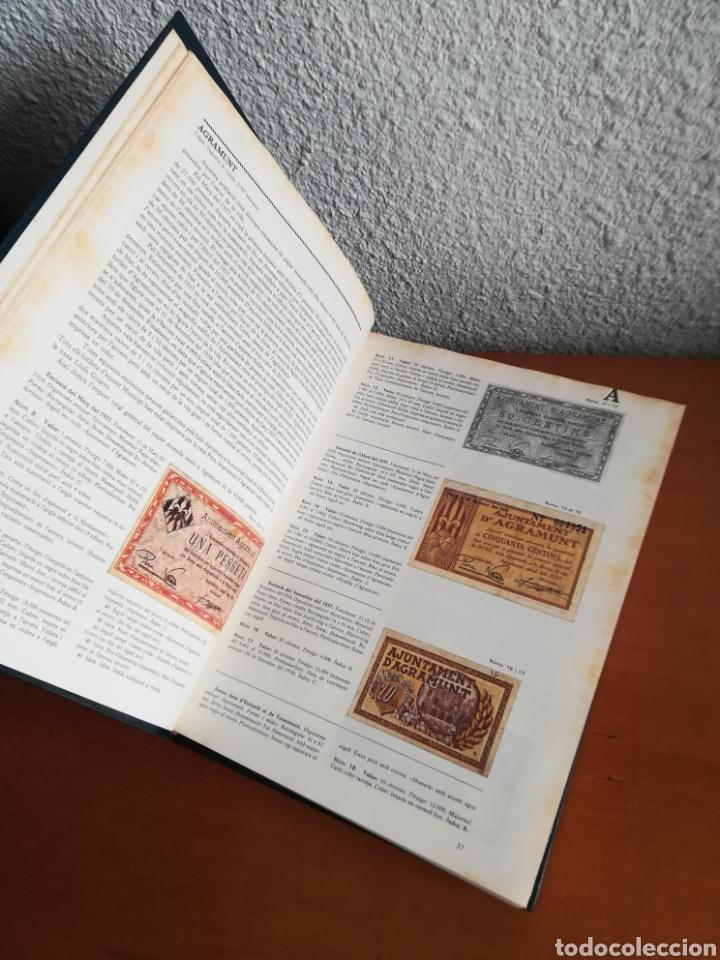 Catálogos y Libros de Monedas: El paper moneda català Emissions de la guerra 1936-1939 - Andorra - A. Turró - Foto 29 - 148317576