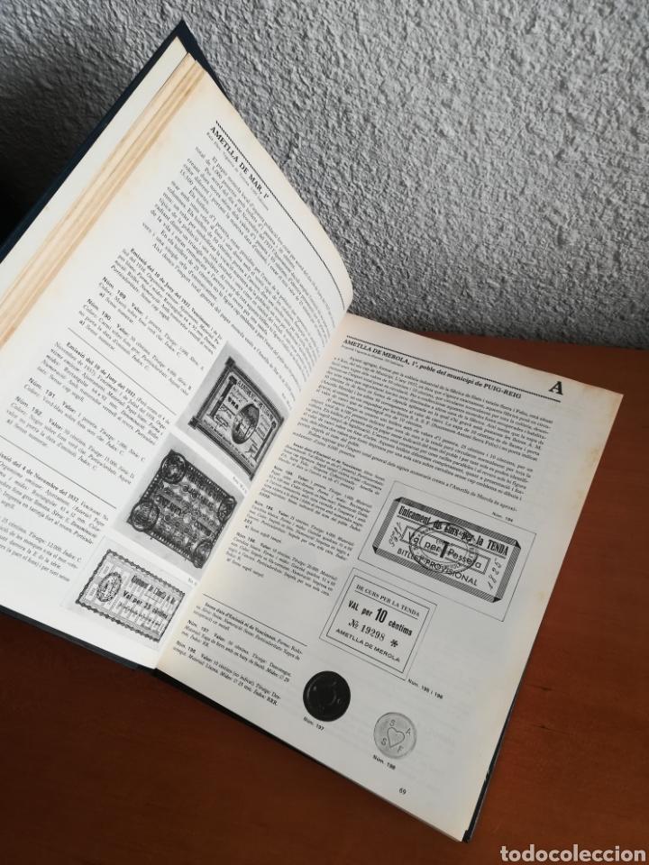 Catálogos y Libros de Monedas: El paper moneda català Emissions de la guerra 1936-1939 - Andorra - A. Turró - Foto 31 - 148317576