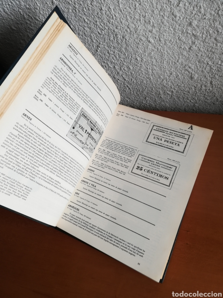 Catálogos y Libros de Monedas: El paper moneda català Emissions de la guerra 1936-1939 - Andorra - A. Turró - Foto 32 - 148317576