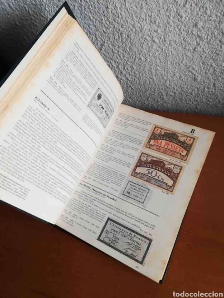 Catálogos y Libros de Monedas: El paper moneda català Emissions de la guerra 1936-1939 - Andorra - A. Turró - Foto 33 - 148317576