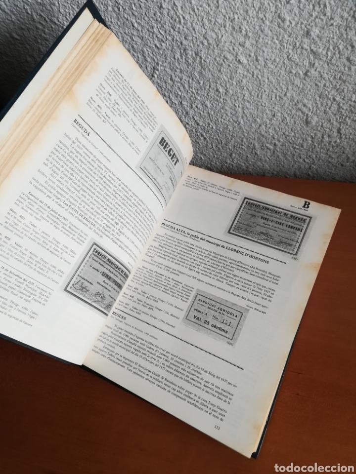 Catálogos y Libros de Monedas: El paper moneda català Emissions de la guerra 1936-1939 - Andorra - A. Turró - Foto 34 - 148317576