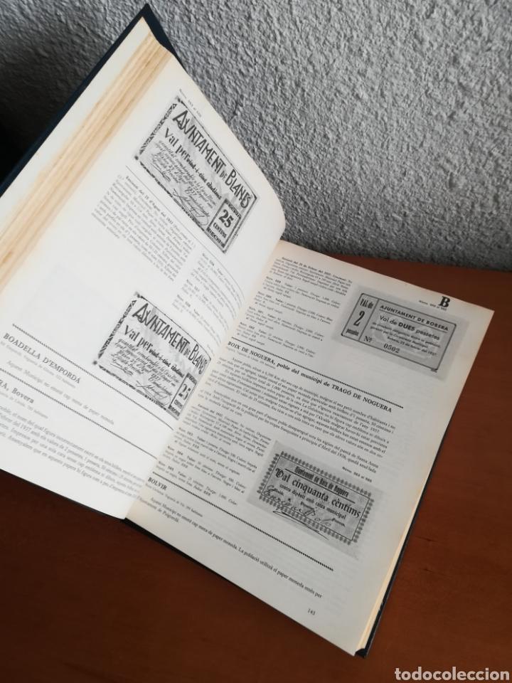 Catálogos y Libros de Monedas: El paper moneda català Emissions de la guerra 1936-1939 - Andorra - A. Turró - Foto 35 - 148317576