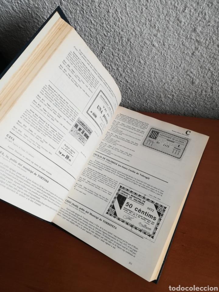 Catálogos y Libros de Monedas: El paper moneda català Emissions de la guerra 1936-1939 - Andorra - A. Turró - Foto 37 - 148317576