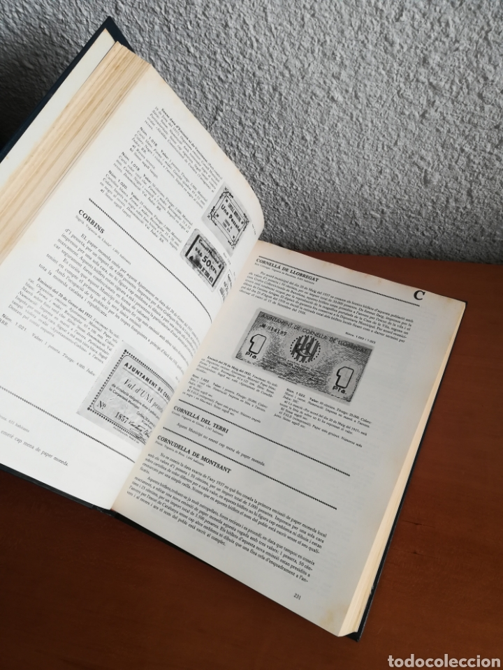 Catálogos y Libros de Monedas: El paper moneda català Emissions de la guerra 1936-1939 - Andorra - A. Turró - Foto 38 - 148317576
