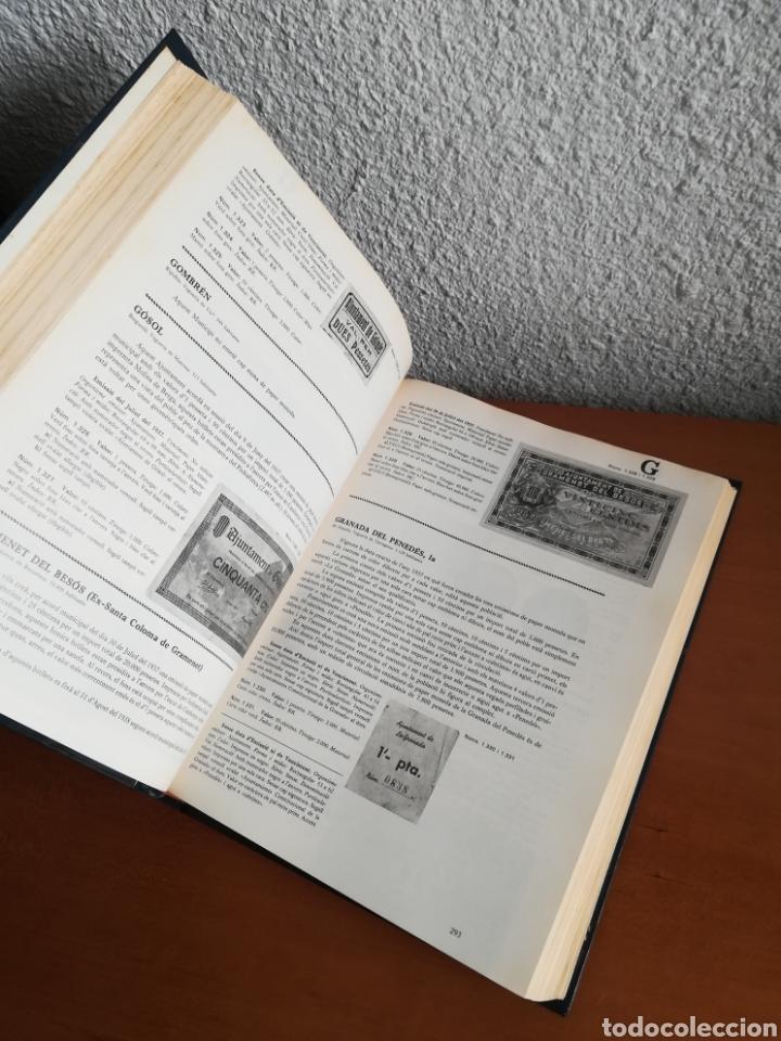 Catálogos y Libros de Monedas: El paper moneda català Emissions de la guerra 1936-1939 - Andorra - A. Turró - Foto 39 - 148317576