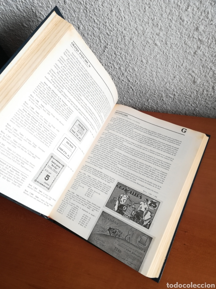 Catálogos y Libros de Monedas: El paper moneda català Emissions de la guerra 1936-1939 - Andorra - A. Turró - Foto 40 - 148317576