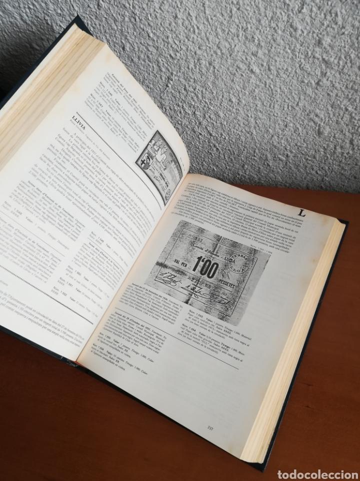 Catálogos y Libros de Monedas: El paper moneda català Emissions de la guerra 1936-1939 - Andorra - A. Turró - Foto 41 - 148317576