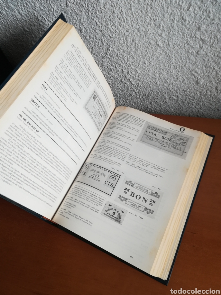 Catálogos y Libros de Monedas: El paper moneda català Emissions de la guerra 1936-1939 - Andorra - A. Turró - Foto 43 - 148317576