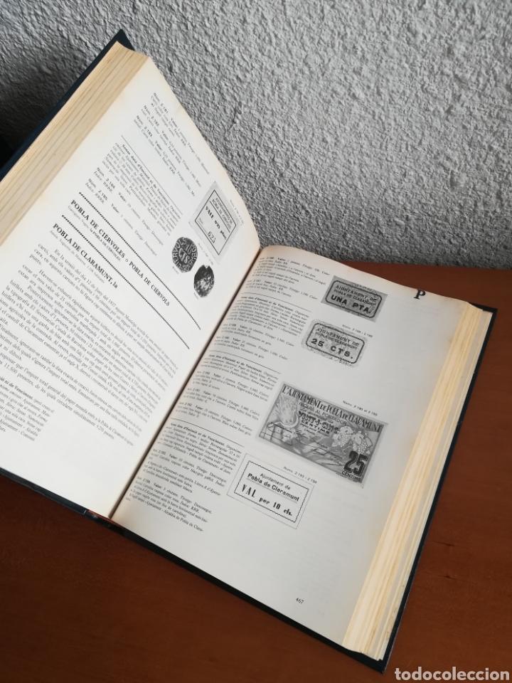 Catálogos y Libros de Monedas: El paper moneda català Emissions de la guerra 1936-1939 - Andorra - A. Turró - Foto 44 - 148317576