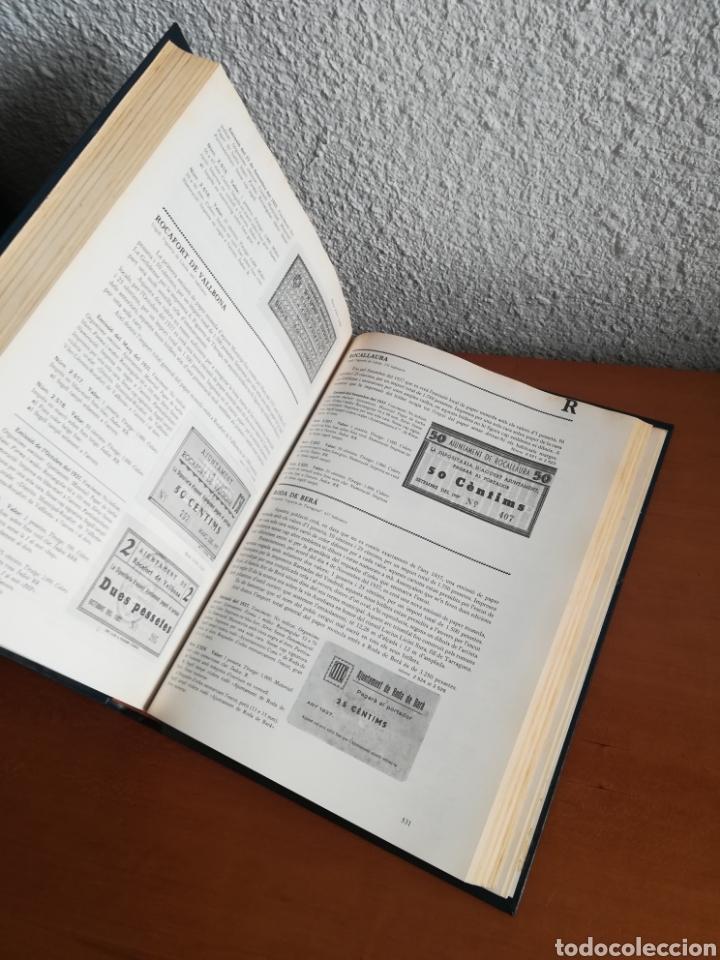 Catálogos y Libros de Monedas: El paper moneda català Emissions de la guerra 1936-1939 - Andorra - A. Turró - Foto 47 - 148317576