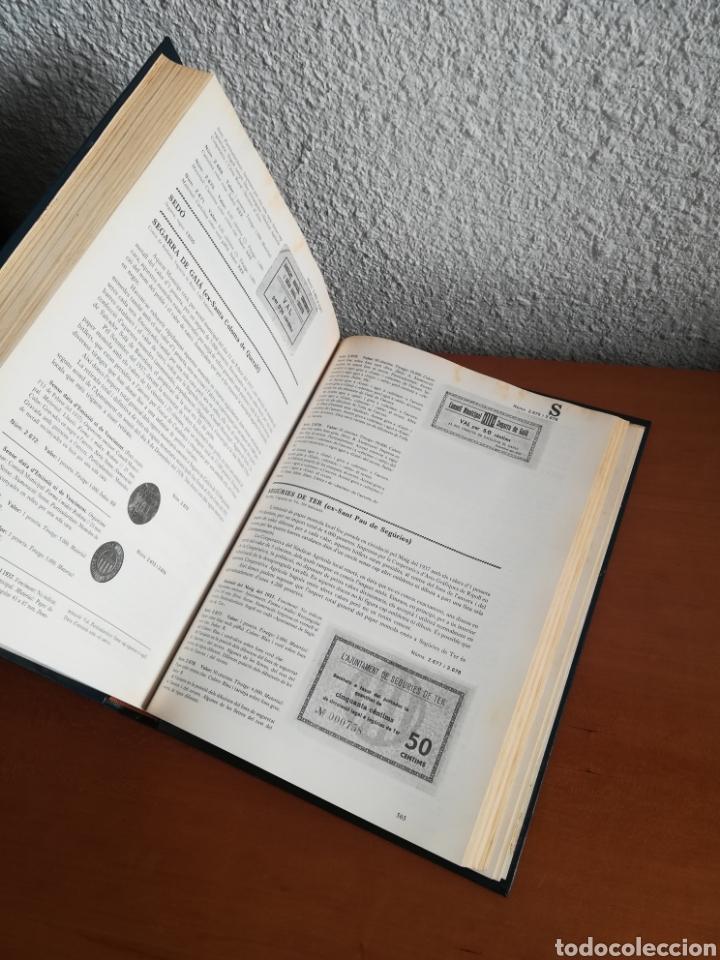 Catálogos y Libros de Monedas: El paper moneda català Emissions de la guerra 1936-1939 - Andorra - A. Turró - Foto 48 - 148317576
