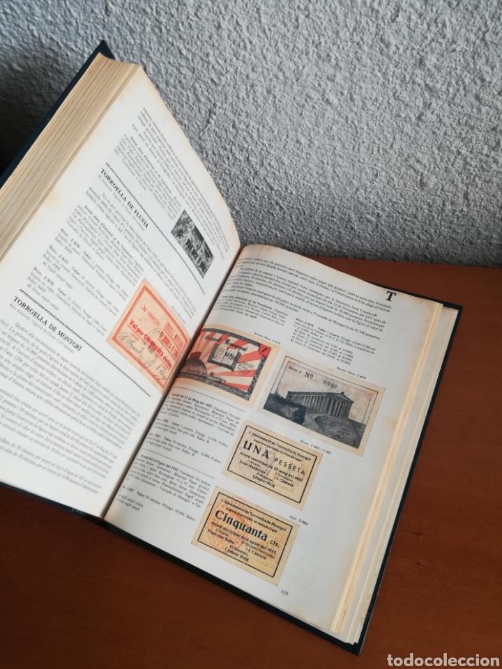 Catálogos y Libros de Monedas: El paper moneda català Emissions de la guerra 1936-1939 - Andorra - A. Turró - Foto 49 - 148317576