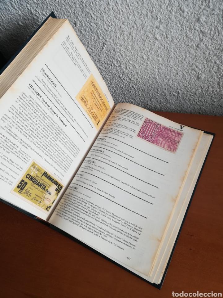 Catálogos y Libros de Monedas: El paper moneda català Emissions de la guerra 1936-1939 - Andorra - A. Turró - Foto 51 - 148317576