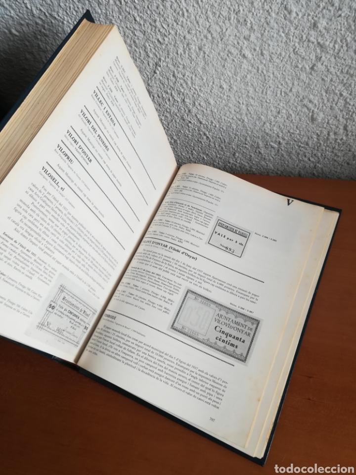 Catálogos y Libros de Monedas: El paper moneda català Emissions de la guerra 1936-1939 - Andorra - A. Turró - Foto 52 - 148317576