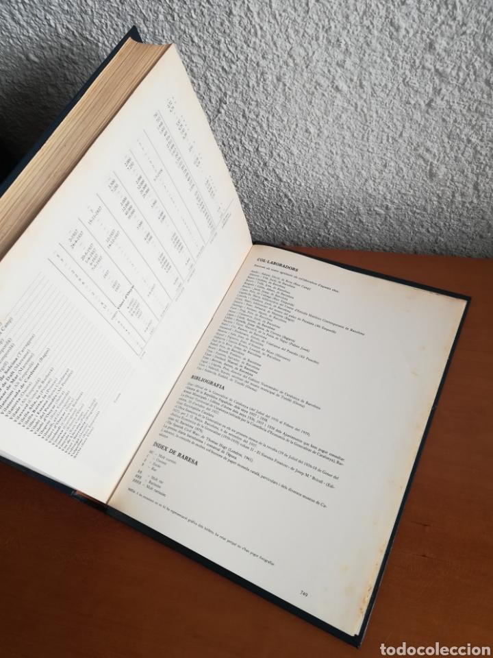 Catálogos y Libros de Monedas: El paper moneda català Emissions de la guerra 1936-1939 - Andorra - A. Turró - Foto 55 - 148317576