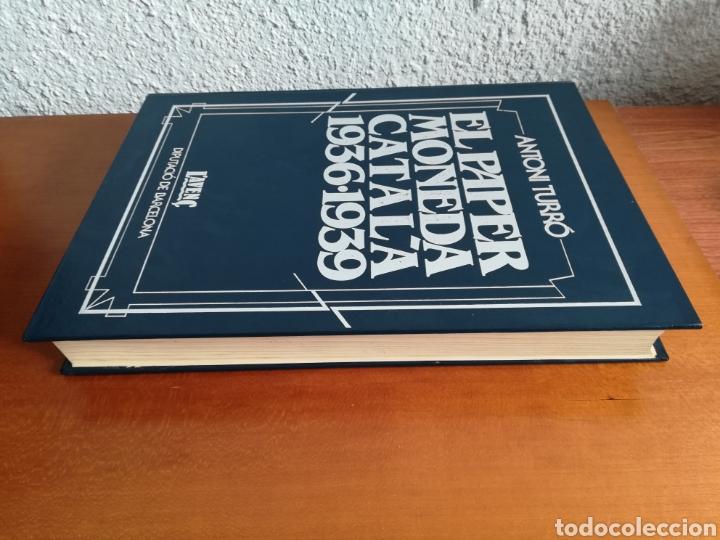 Catálogos y Libros de Monedas: El paper moneda català Emissions de la guerra 1936-1939 - Andorra - A. Turró - Foto 63 - 148317576