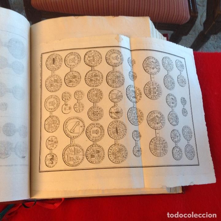 Catálogos y Libros de Monedas: Demostración histórica del verdadero valor de las monedas de Enrique IV, Liciniano Sáez, Madrid,1805 - Foto 8 - 148428978