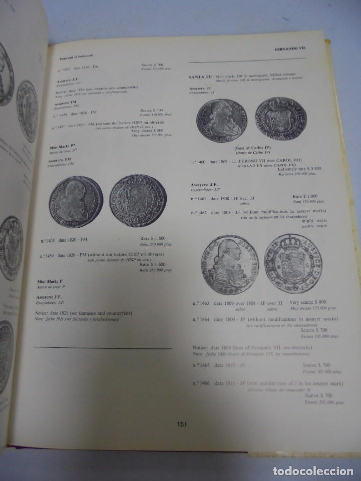 Catálogos y Libros de Monedas: CATALOGO. THE ONZA MAIN BOOK. EL GRAN LIBRO DE LA ONZA. FERRAN Y XAVIER. CALICO. LEER DESCRIPCION - Foto 3 - 149284370