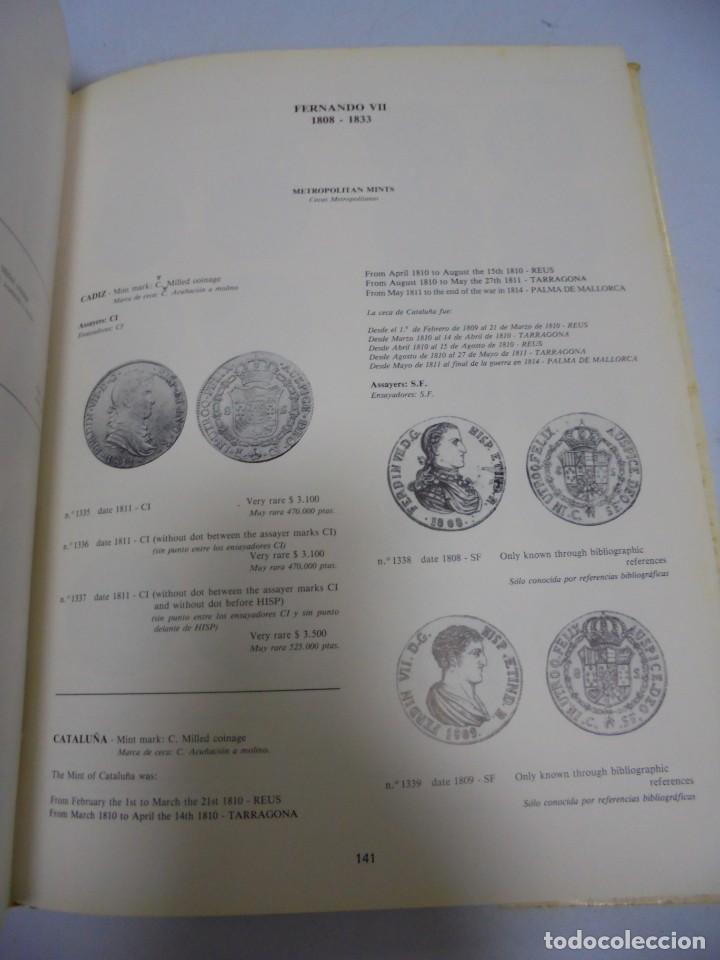 Catálogos y Libros de Monedas: CATALOGO. THE ONZA MAIN BOOK. EL GRAN LIBRO DE LA ONZA. FERRAN Y XAVIER. CALICO. LEER DESCRIPCION - Foto 4 - 149284370
