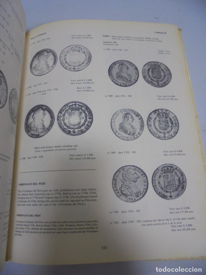 Catálogos y Libros de Monedas: CATALOGO. THE ONZA MAIN BOOK. EL GRAN LIBRO DE LA ONZA. FERRAN Y XAVIER. CALICO. LEER DESCRIPCION - Foto 6 - 149284370