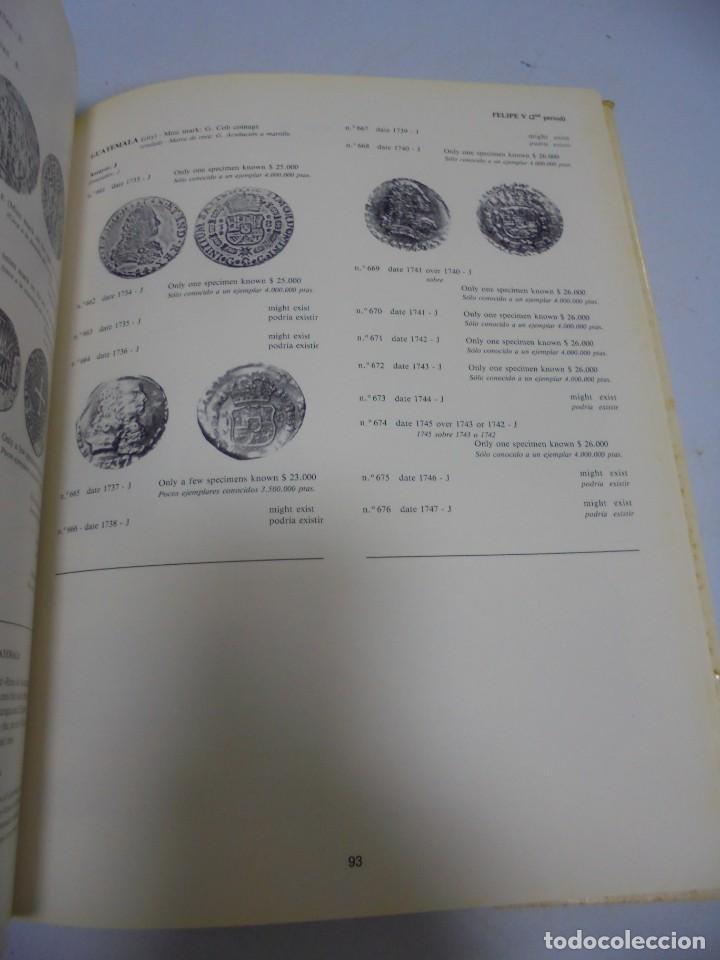 Catálogos y Libros de Monedas: CATALOGO. THE ONZA MAIN BOOK. EL GRAN LIBRO DE LA ONZA. FERRAN Y XAVIER. CALICO. LEER DESCRIPCION - Foto 7 - 149284370