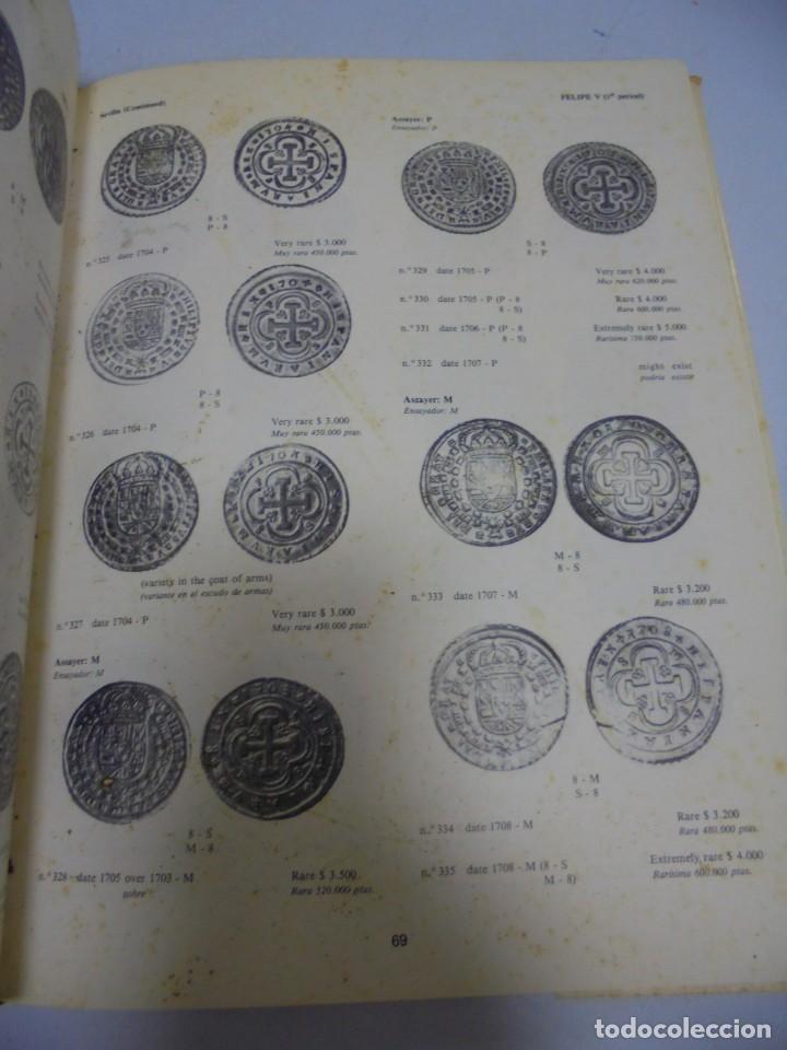 Catálogos y Libros de Monedas: CATALOGO. THE ONZA MAIN BOOK. EL GRAN LIBRO DE LA ONZA. FERRAN Y XAVIER. CALICO. LEER DESCRIPCION - Foto 8 - 149284370