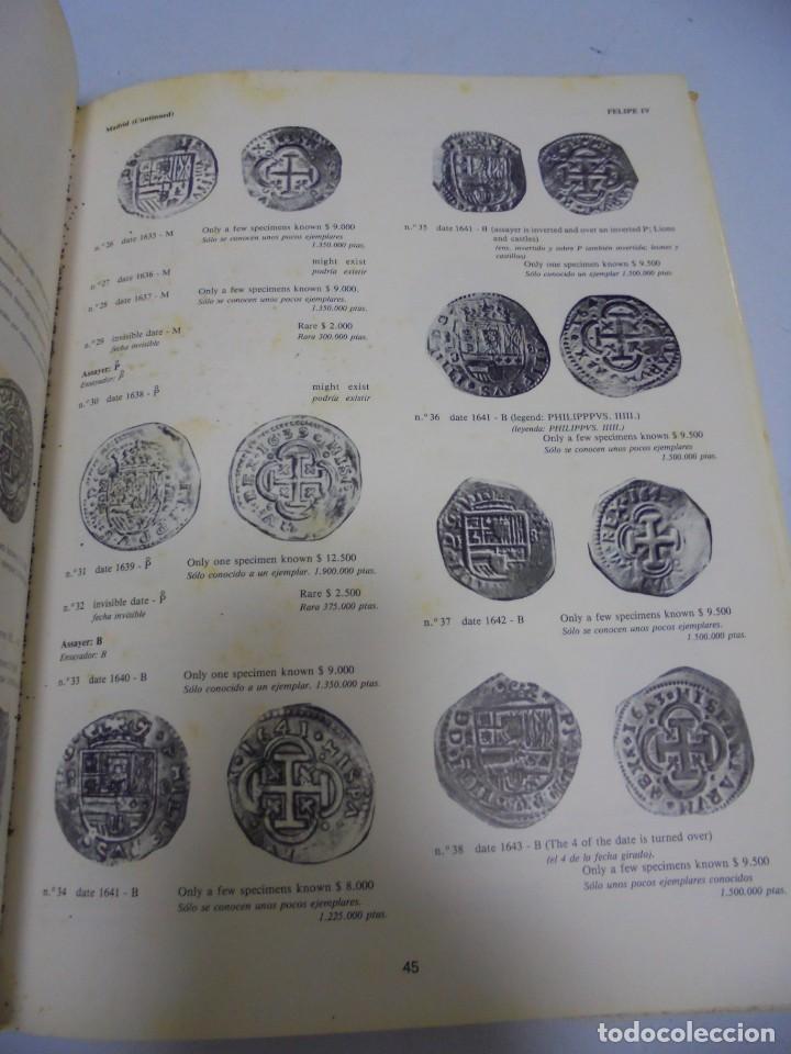 Catálogos y Libros de Monedas: CATALOGO. THE ONZA MAIN BOOK. EL GRAN LIBRO DE LA ONZA. FERRAN Y XAVIER. CALICO. LEER DESCRIPCION - Foto 9 - 149284370