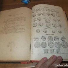 Catálogos y Libros de Monedas: NUMISMÁTICA BALEAR. DESCRIPCIÓN HISTÓRICA DE LAS MONEDAS DE LAS ISLAS BALEARES. A. CAMPANER. 1879. . Lote 149572154