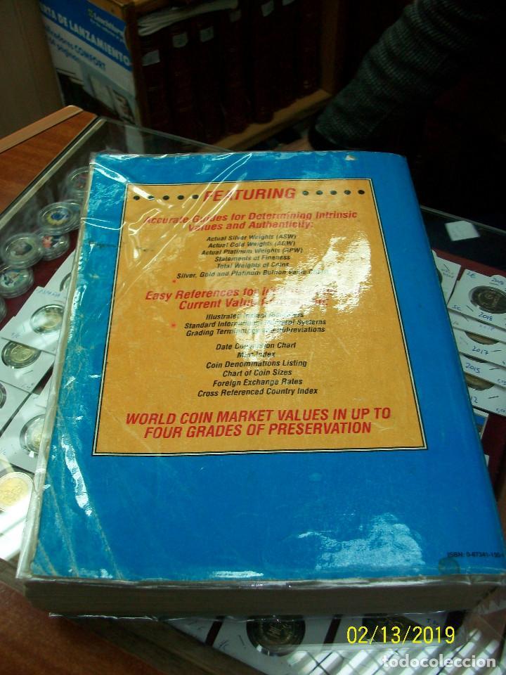 Catálogos y Libros de Monedas: CATALOGO DE MONEDAS-WORLD COINS-DESDE 1801 A 1991 - Foto 4 - 151158270