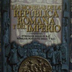 Catálogos y Libros de Monedas: MONEDA REPÚBLICA ROMANA E IMPERIO. Lote 152028688