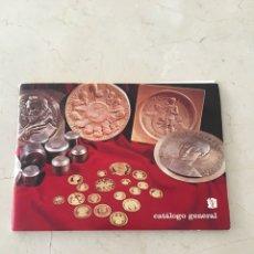 Catálogos y Libros de Monedas: CATÁLOGO GENERAL ACUSACIONES ESPAÑOLAS. Lote 152406069