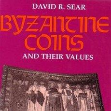 Catálogos y Libros de Monedas: BYZANTINE COINS AND THEIR VALUES, NUEVO. Lote 152820518