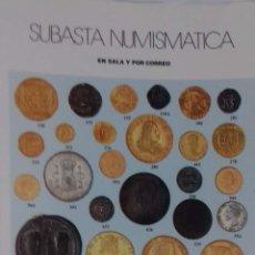 Catálogos y Libros de Monedas - SUBASTA NUMISMATICA. AUREU SUBASTAS NUMISMATICAS. S.A. MAYO -2005. - 157651186
