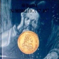 Catálogos y Libros de Monedas - SUBASTA NUMISMATICA. Nº 107. MONEDAS JESUS VICO. MARZO 2005. - 157651782
