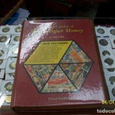 Catálogos y Libros de Monedas: CATALOGO DE BILLETES-WORLD PAPER MONEY-1794-1979. Lote 158609078