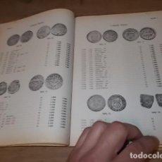 Catálogos y Libros de Monedas: LAS MONEDAS DE LOS BORBONES.FELIPE V - ISABEL II ( 1700- 1868 ). JUAN R CAYÓN - CARLOS CASTÁN. 1977.. Lote 159486078